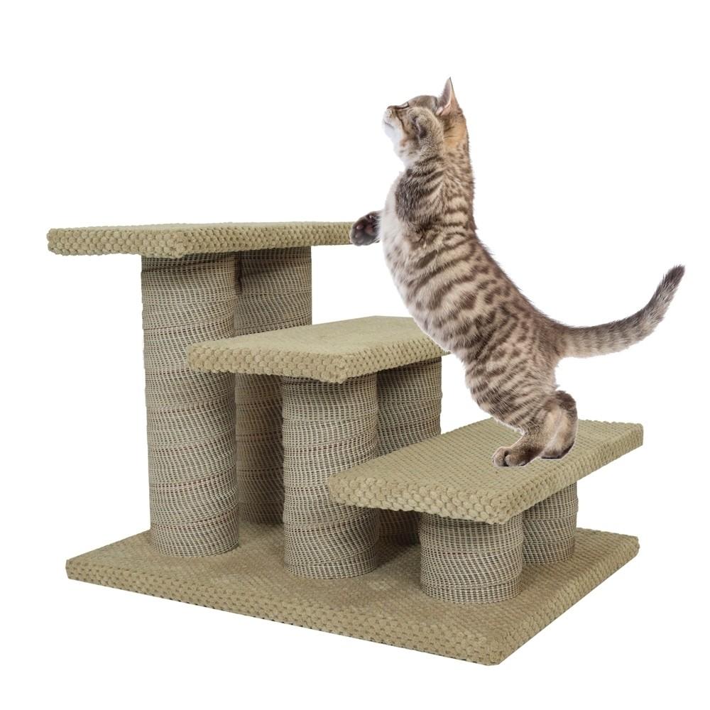 Drapak 2 w 1 schody dla kota